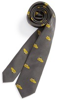 Nordstrom Boy's Car Silk Tie