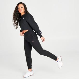 Champion Women's Reverse Weave Small Logo Jogger Sweatpants