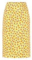 Prada Cotton-blend Twill Skirt