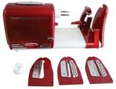 Nostalgia Electrics Nostalgia Retro Series Electric Spiral Twister & Peeler - Red PT300RETRORED