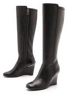 Tory Burch Hendin Wedge Boots
