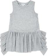 Splendid Little Girl Jersey Rib Dress