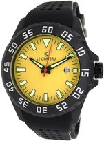 Le Château Men's 7075mgun_yel Dynamo Watch