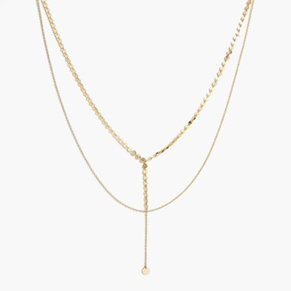 J.Crew Layering necklace