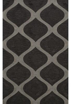 Corrigan Studio Sarahi Wool Metal Area Rug Corrigan Studio Rug Size: Rectangle 12'x 15'