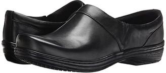 Klogs USA Footwear Mace (Black Smooth) Men's Shoes
