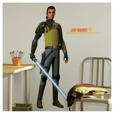 Star Wars RoomMates Rebels Kanan Peel and Stick Giant Wall Decals