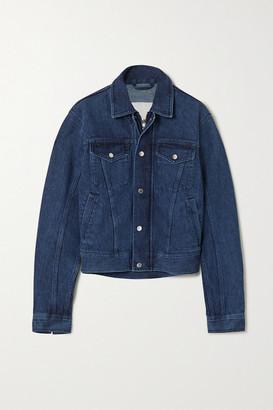 Gmbh + Net Sustain Organic Cotton-blend Denim Jacket