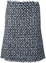 Giambattista Valli tweed skirt - women - Silk/Cotton/Polyamide/Virgin Wool - 42