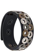 Diesel eyelet bracelet