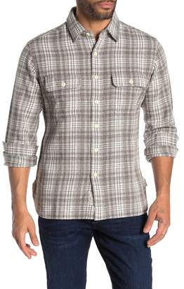 Grayers Whitford Plaid Regular Fit Flannel Shirt