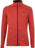 Peak Performance Helo Fleece-lined Mid Layer - Orange