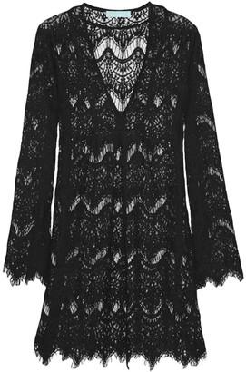 Melissa Odabash Black Lace Dress for Women