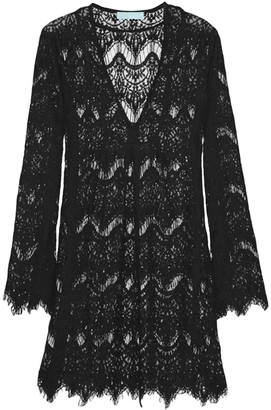 Melissa Odabash Black Lace Dresses