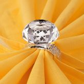 Prodyne Faux Diamond Ring Napkin Ring (Set of 4)