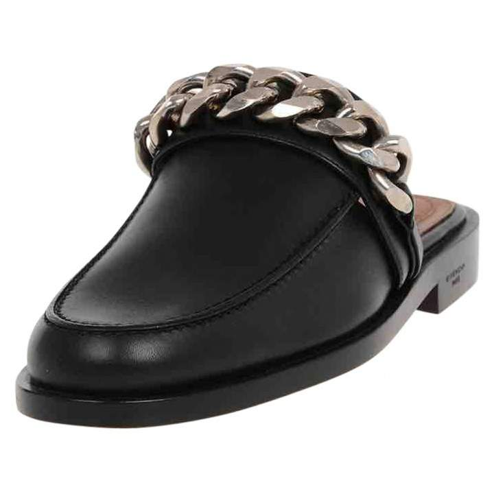 Givenchy Leather mules