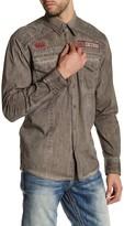 Affliction Regular Fit Cold Fire Shirt