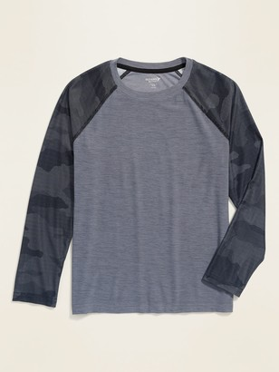 Old Navy Ultra-Soft Breathe ON Raglan-Sleeve Tee for Boys