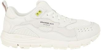 Brandblack Nomo Leather Low-Top Sneakers