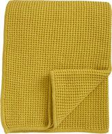 Barneys New York Waffle Knit Throw