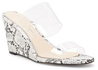 Jessica Simpson Cilvey Wedge Sandal