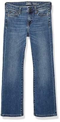 Amazon Essentials Big Girl's Boot-Cut Jeans