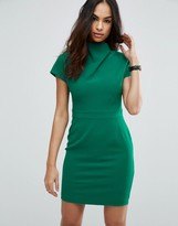 Asos Mini High Neck Dress