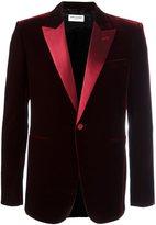 Saint Laurent 'Iconic Le Smoking' 70's velour jacket
