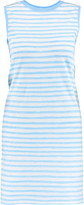 Marc by Marc Jacobs Striped cotton-jersey mini dress