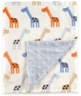 Baby Vision BabyVision® Hudson Baby® Giraffe Mink Blanket