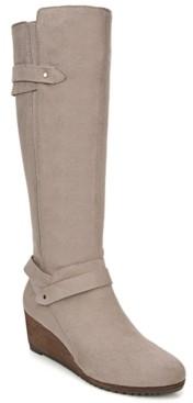 Dr. Scholl's Women's Check It High Shaft Boots Women's Shoes