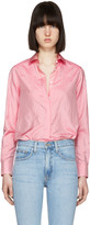 Brock Collection Pink Baylee Shirt