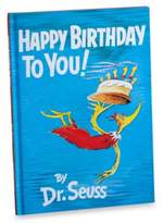 Dr. Seuss Dr. Seuss' Happy Birthday To You! Book