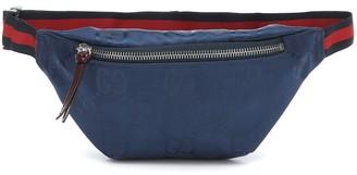 Gucci Kids GG jacquard belt bag