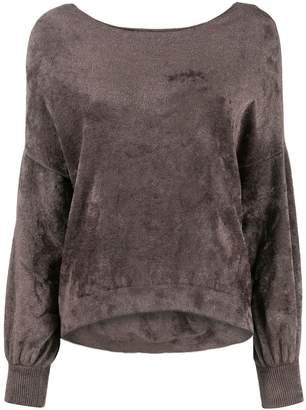 Roberto Collina textured knit sweater