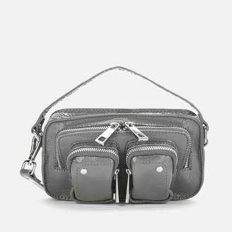 Nunoo Women's Helena Gloss Cross Body Bag - Grey