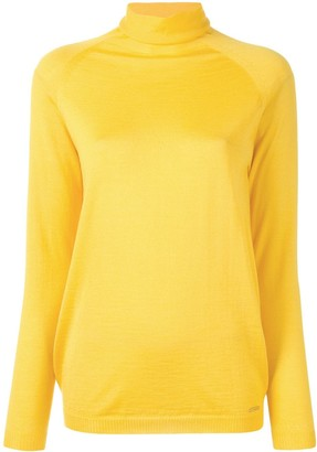 Kiton Turtleneck Relaxed-Fit Jumper