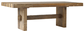 west elm Emmerson 6 Seater Dining Table, 183cm