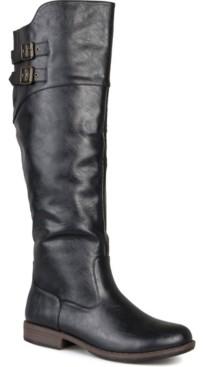 Journee Collection Women's Wide Calf Tori Boot Women's Shoes