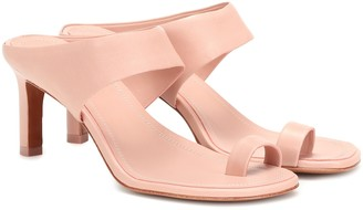Zimmermann Strap leather sandals