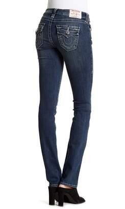 True Religion Flap Pocket Straight Jeans