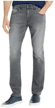 Hudson Blake Slim Straight Zip in Crossover (Crossover) Men's Jeans