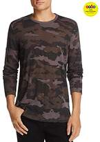 ATM Anthony Thomas Melillo Long Sleeve Camouflage Slub Tee - GQ60, 100% Exclusive