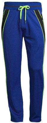Iceberg Neon Stripe Slim Fit Track Pants