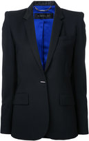 Barbara Bui flap pockets fitted blazer