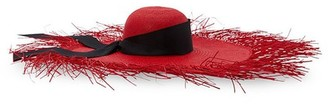 Sensi Wide-brimmed straw hat