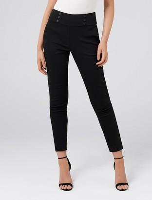 Ever New Kora High-Waist Skinny Leg Pant