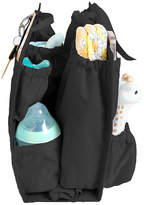 LIFE IN PLAY Life in Play ToteSavvy Diaper Bag Alternative - Classic Black