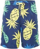 Polo Ralph Lauren Men's Pineapple Print Swim Shorts
