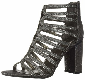 Kenneth Cole Reaction Women's Crash It Glitzy Caged Heeled Sandal